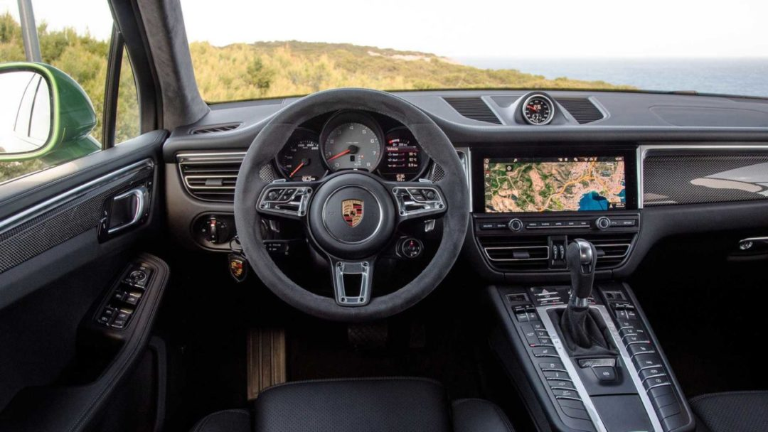 Porsche Macan S (2019) : tout savoir sur son restylage