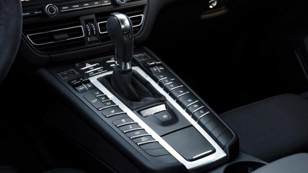 Intérieur Porsche Macan S 2019