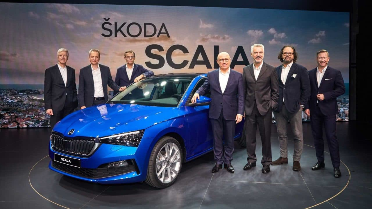 Skoda Scala (2019)