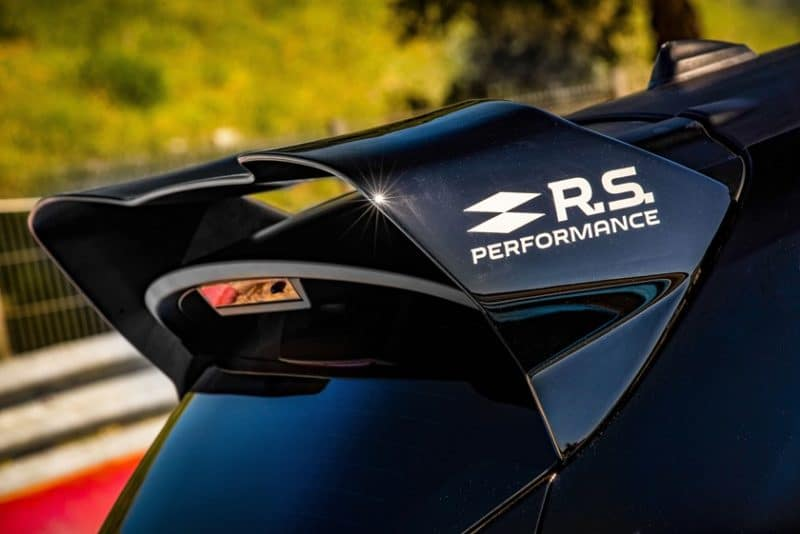 Aileron Gamme Accessoires RS Performance
