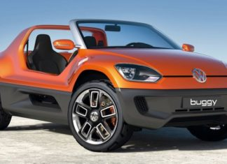 Buggy électrique Volkswagen