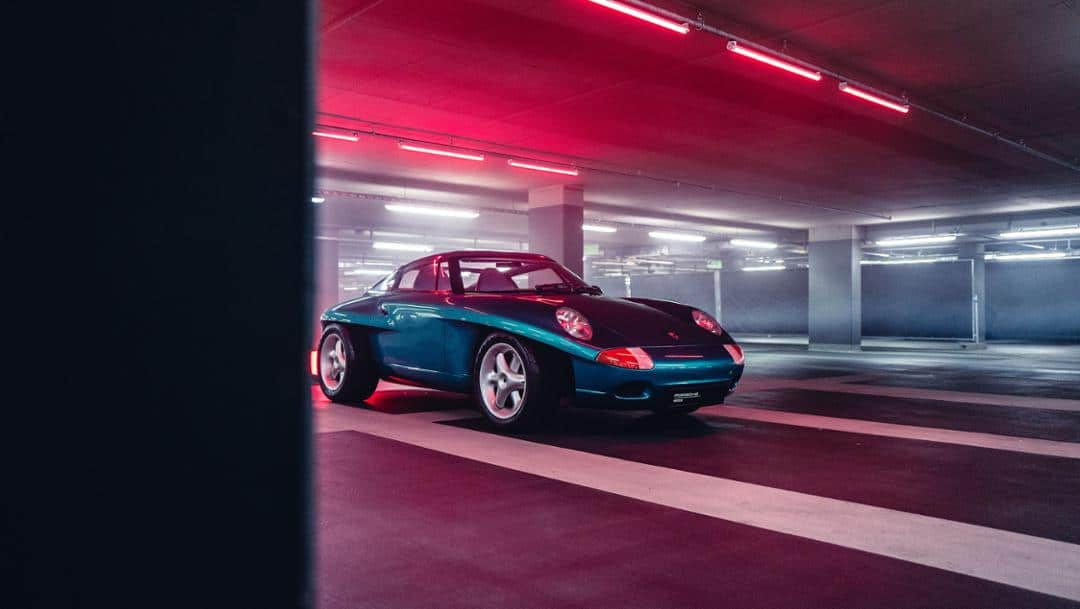 "Prototype Porsche ""buggy"" Panamericana"