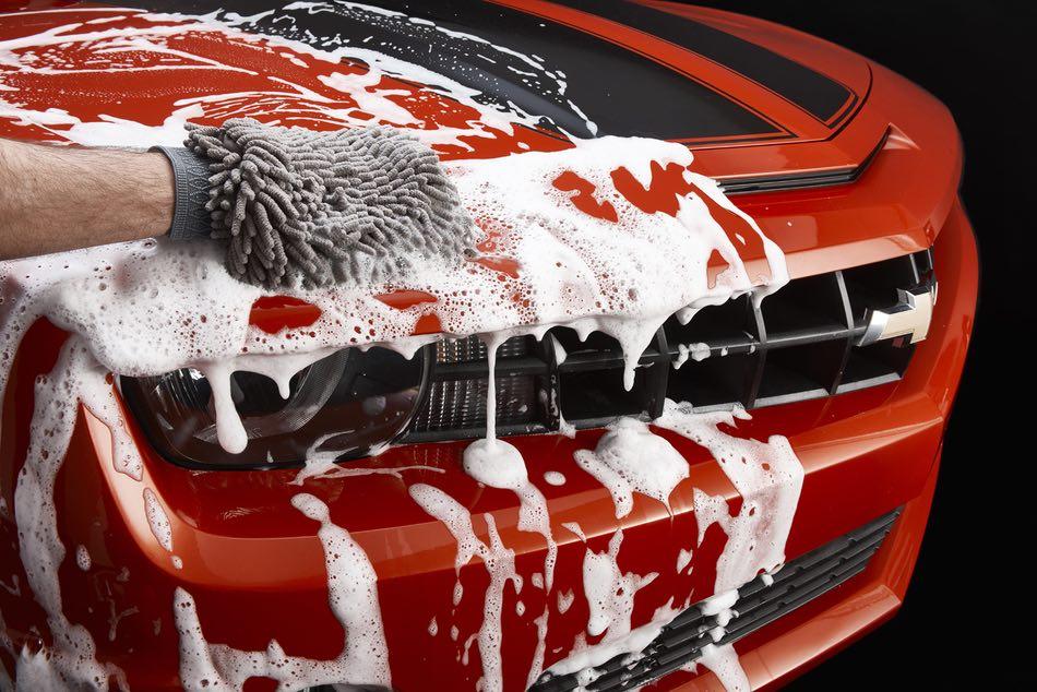 Nettoyant entretien automobile