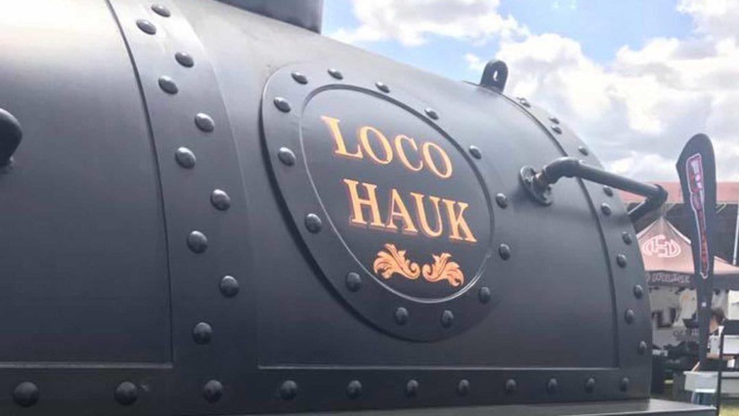 Loco Hauk, la jeep wrangler à 6 roues