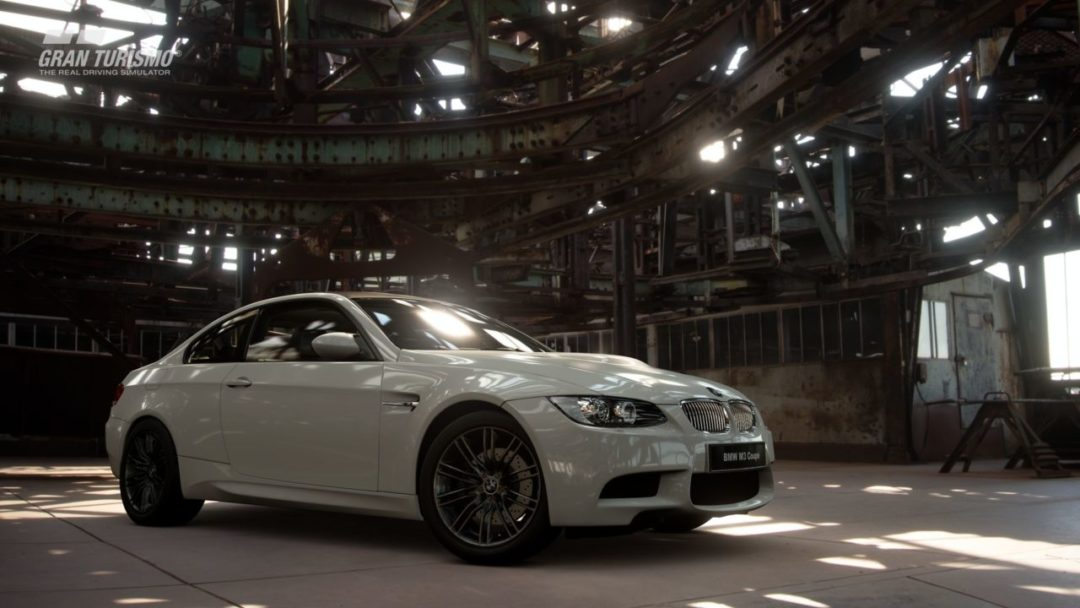 GT Sport patch 1.31 - BMW M3 Coupe (2007)