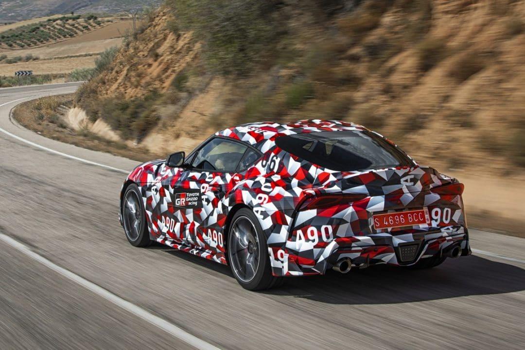 La Toyota Supra et la BMW Z4 partageront le même moteur, voilà pourquoi