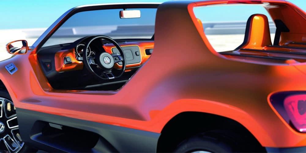 Buggy Up Concept Volkswagen