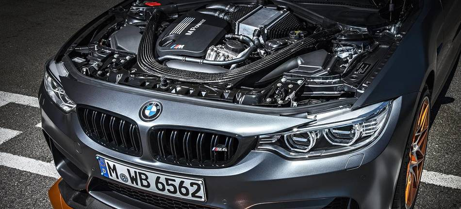 BMW M3 / M4 GTS