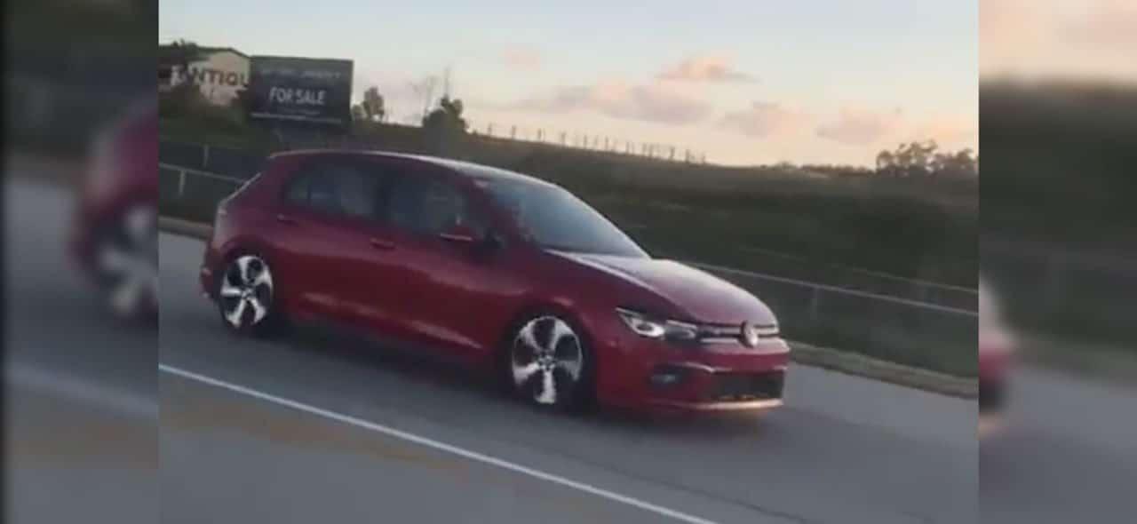 Premières images de la Volkswagen Golf 8 ?