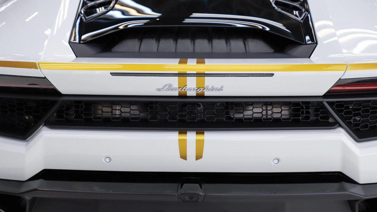 Lamborghini Huracan du Pape
