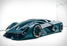 La remplaçante de la Lamborghini Aventador sera dotée d'un V12 hybride