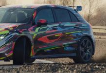 Mercedes-AMG A45 (2019) qui développera plus de 400 ch