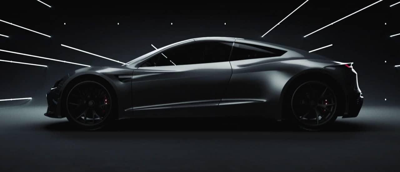Tesla Roadster The Yazuki