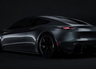 Tesla Roadster (2020) par The Yazuki