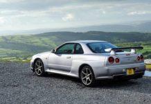 Nissan relance la production de pièces pour la Skyline R33 et R34