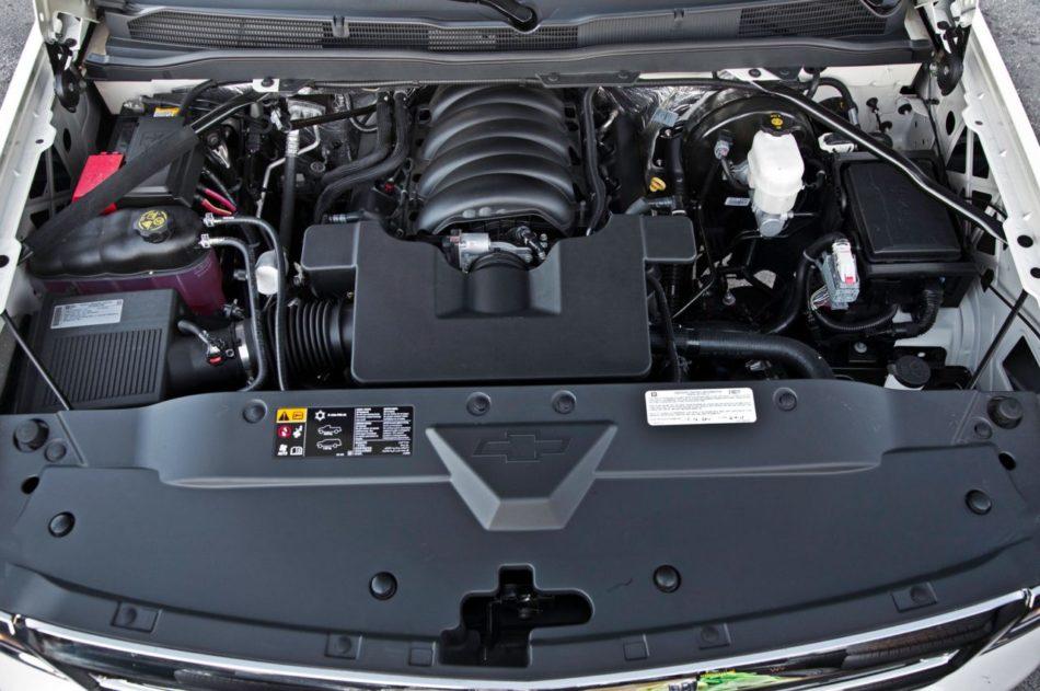 Chevrolet Silverado V8