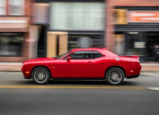 Ventes Dodge Challenger 2018