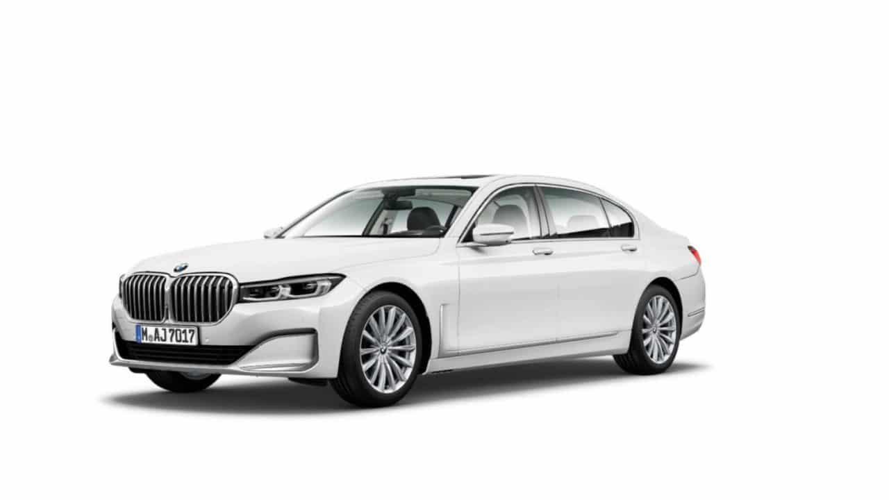 BMW Série 7 restylée (2020)