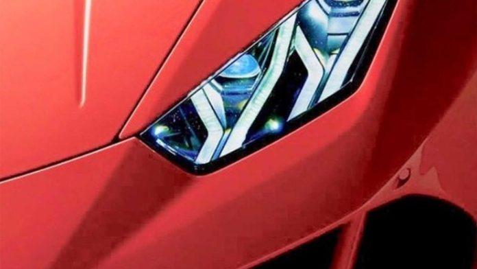 Lamborghini Huracan restylée prévue pour 2020 - Teaser