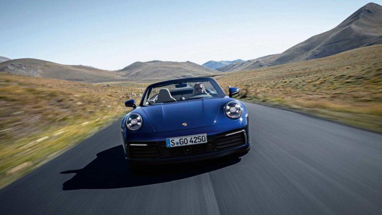 Porsche 911 992 Cabriolet (2)