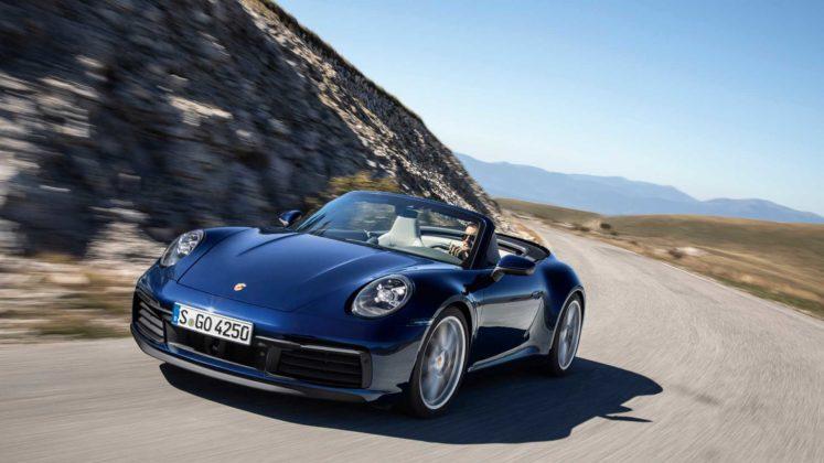 Porsche 911 992 Cabriolet (3)