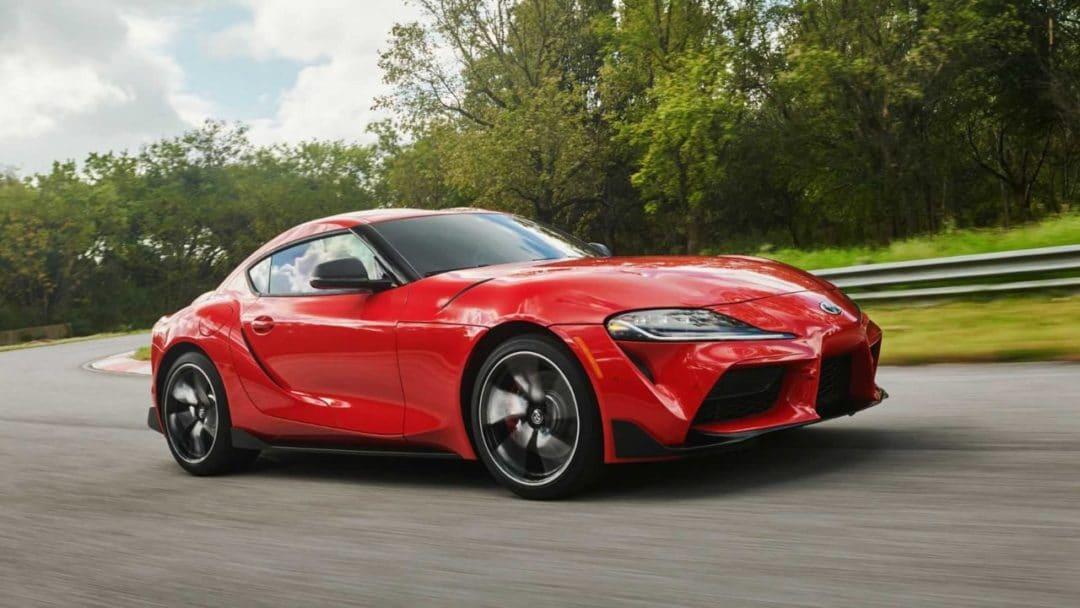 Toyota Supra (2019) : salon de Genève 2019