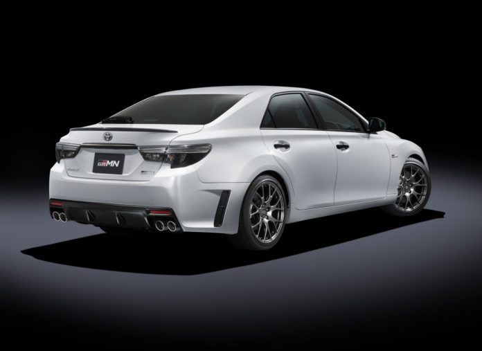 2019 Toyota Mark X