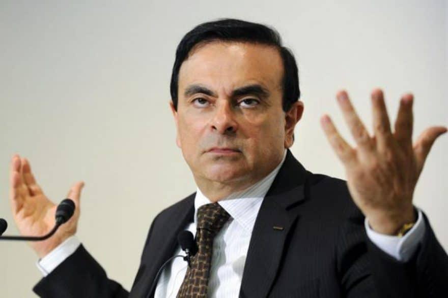 Les indemnités de départ de Carlos Ghosn