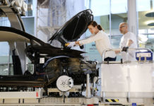 Production Volkswagen e-Golf