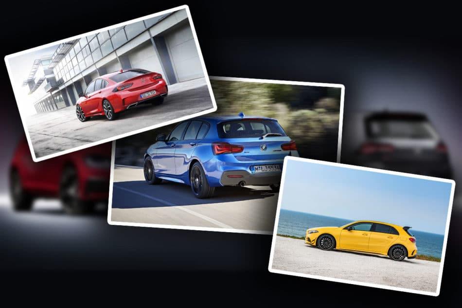 Volkswagen Golf GTI TCR alternatives