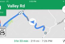 La France devrait voir arriver de nouvelles fonctionnalités sur Google Maps (limitation de vitesse et radars fixes)