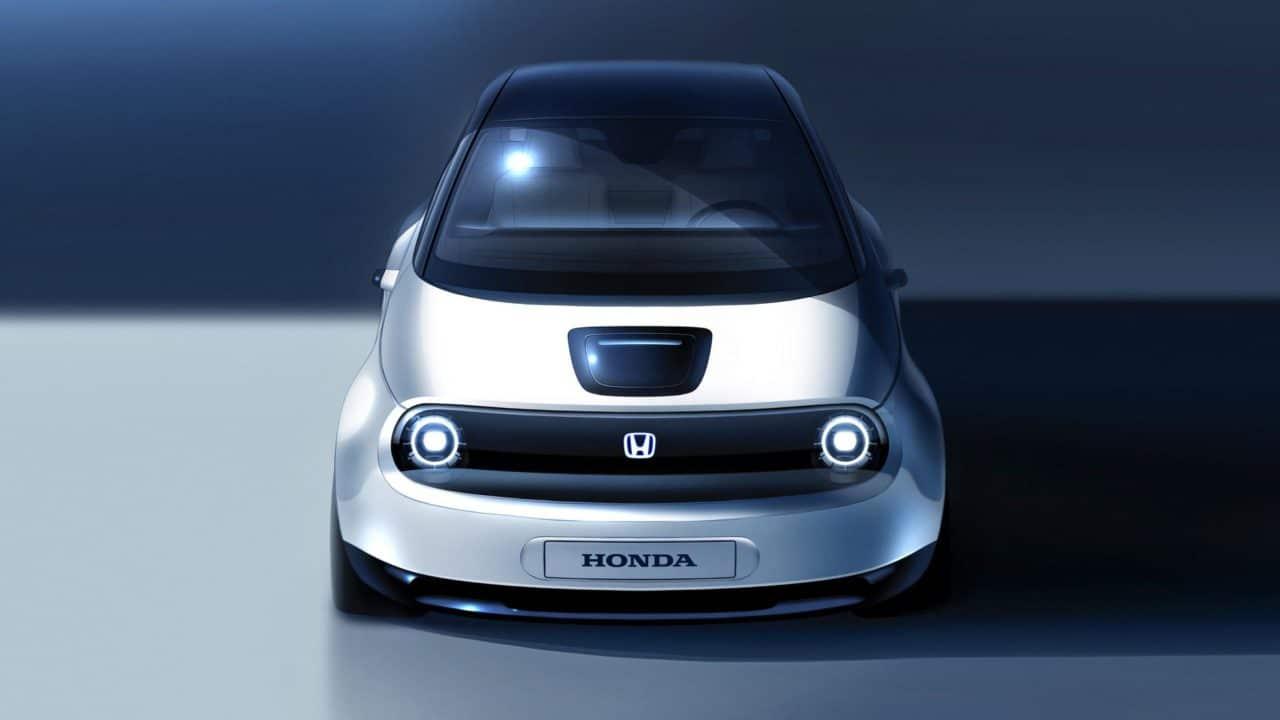 Honda Urban EV (2019) de face