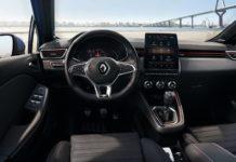 Intérieur Renault Clio 5 (2019)