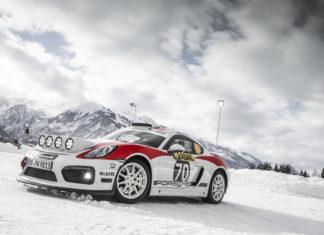 Porsche 718 Rallye