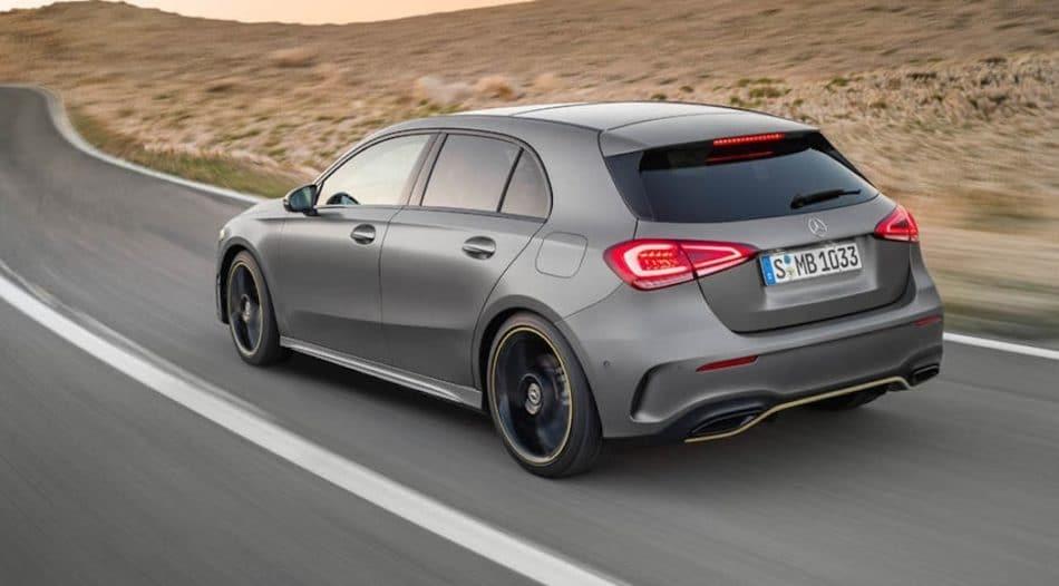 2019 Mercedes Classe A