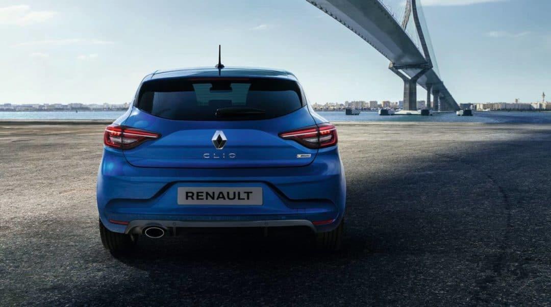 bouclier arrière Renault Clio 5 (2019) rs line