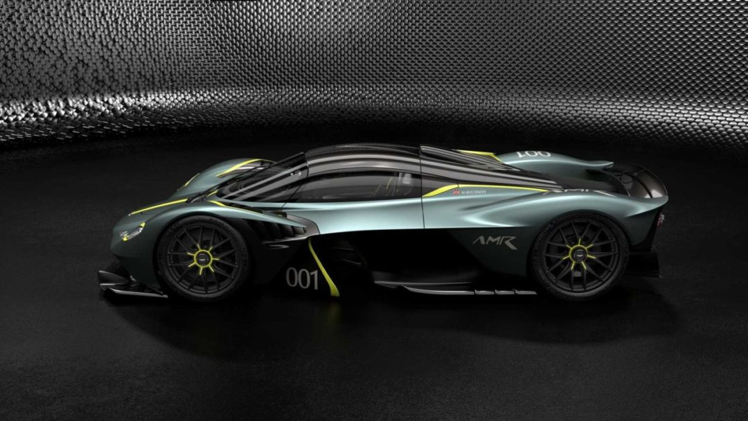 Aston Martin Valkyrie pack AMR Track Performance