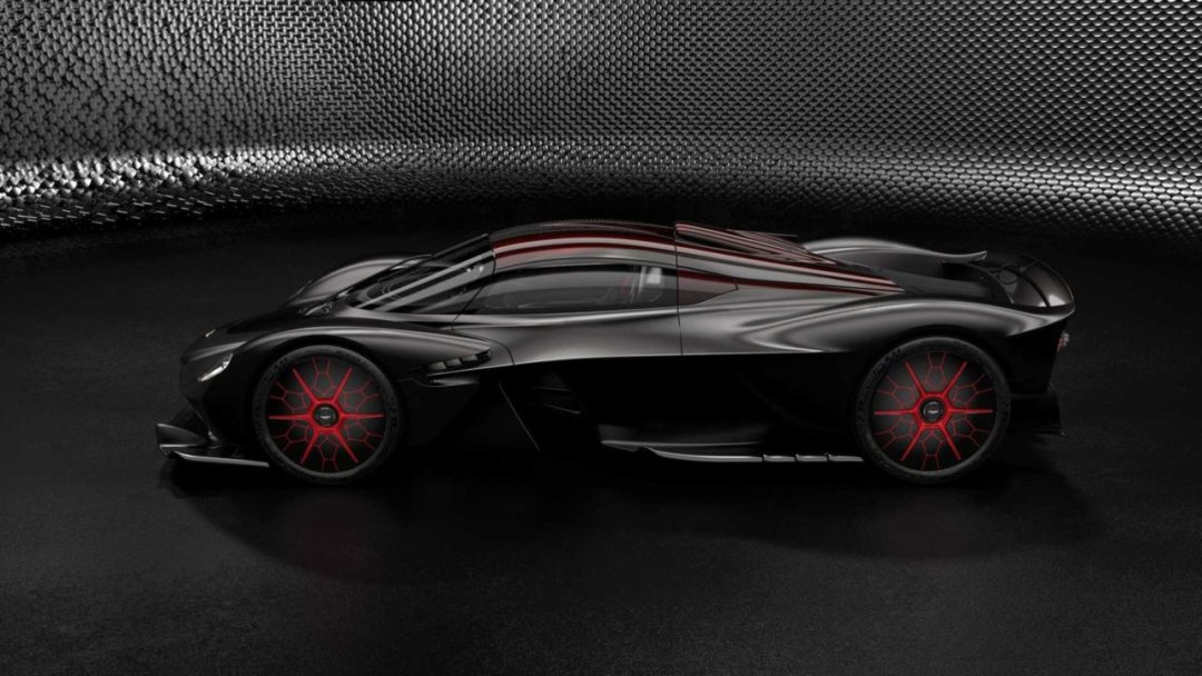 Aston Martin Valkyrie pack AMR Track Performance Ultimate