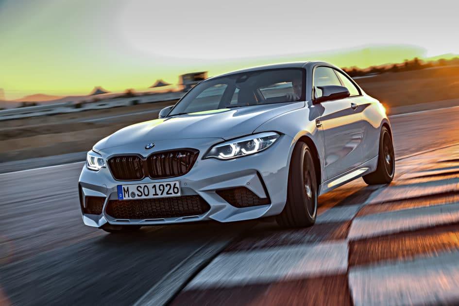 BMW M2 Competition vs Toyota Supra