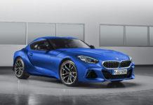 Design (concept) en version Coupé de la nouvelle BMW Z4