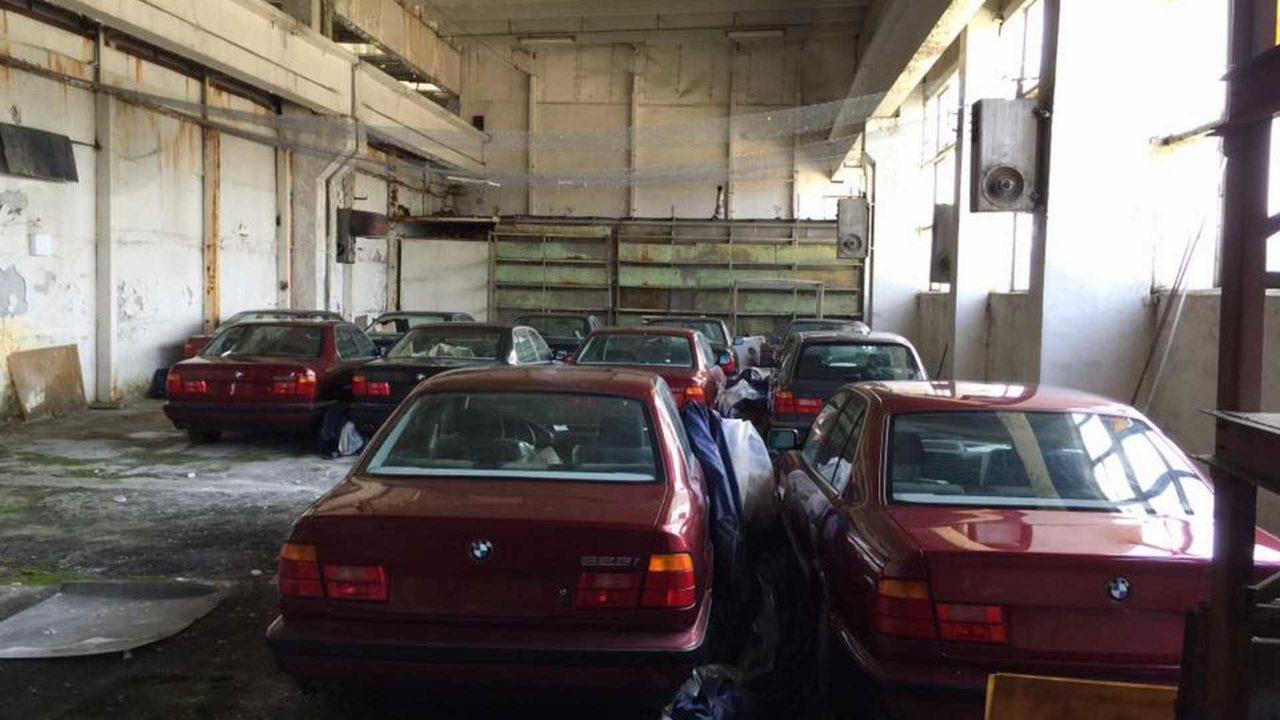 BMW Série 5 E34 neuve
