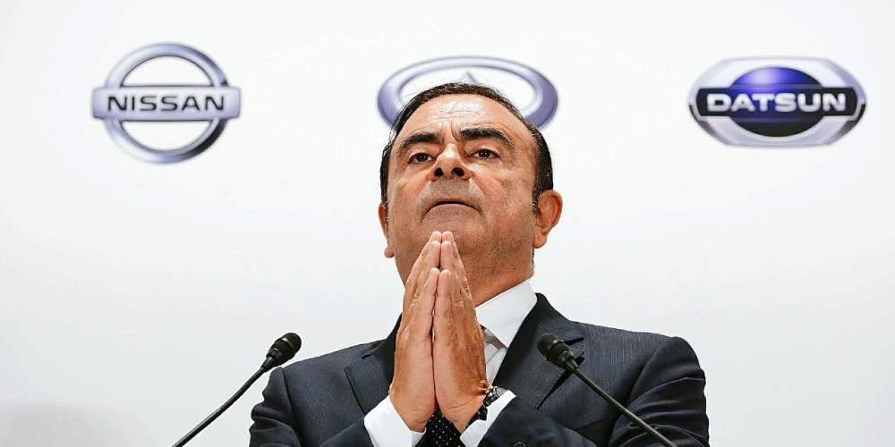 Renault aura bientôt trouvé un remplaçant à son ex-PDG Carlos Ghosn