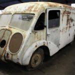 Quelques bizarrerie Citroën traînaient également !