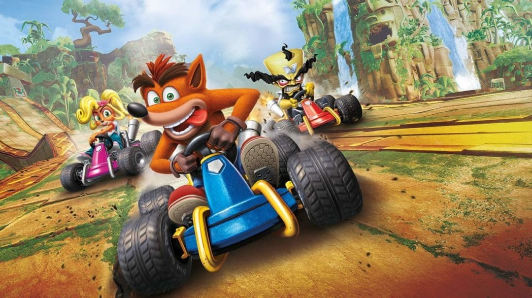 Jeux vidéo de course 2019 : Crash Team Racing Nitro-Fueled