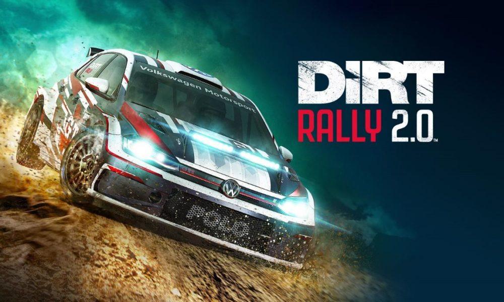Jeux vidéo de course 2019 : Dirt Rally 2.0