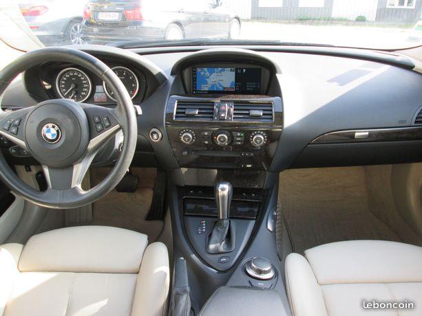 BMW 650i E63