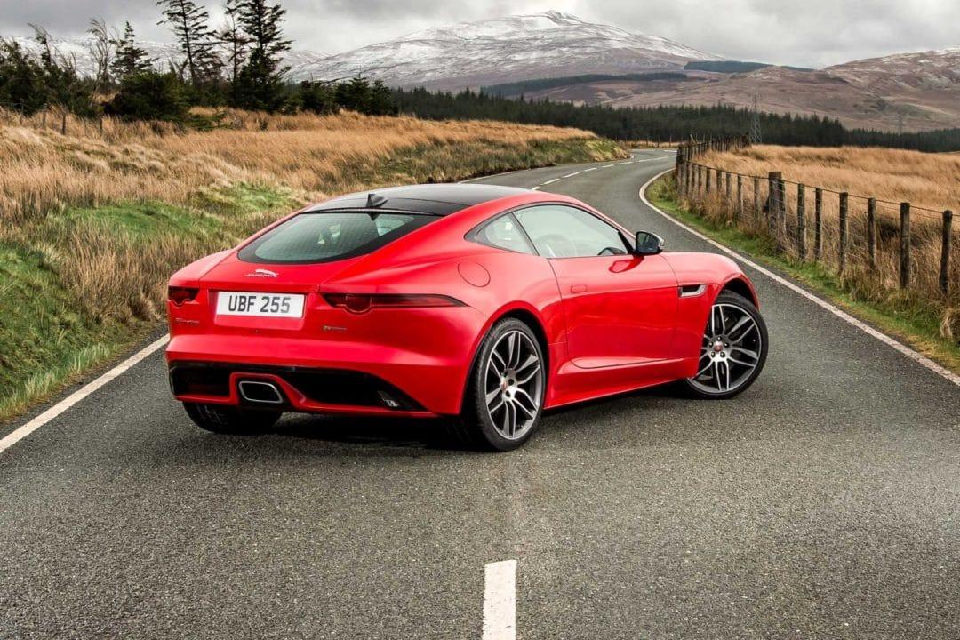 Jaguar F-Type vs Toyota Supra
