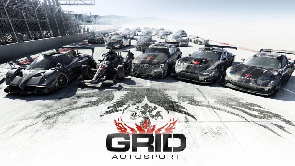 Jeux vidéo de course 2019 : Grid Autosport Switch