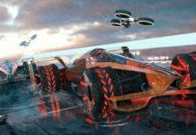 La Formule 1 en 2050 selon McLaren