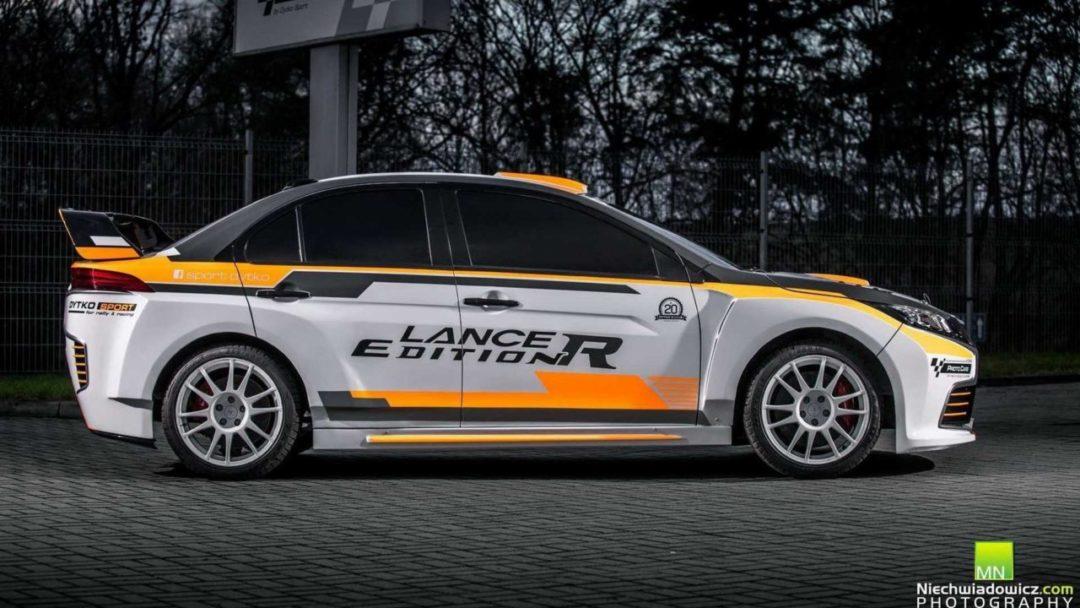 Mitsubishi Lancer Edition R